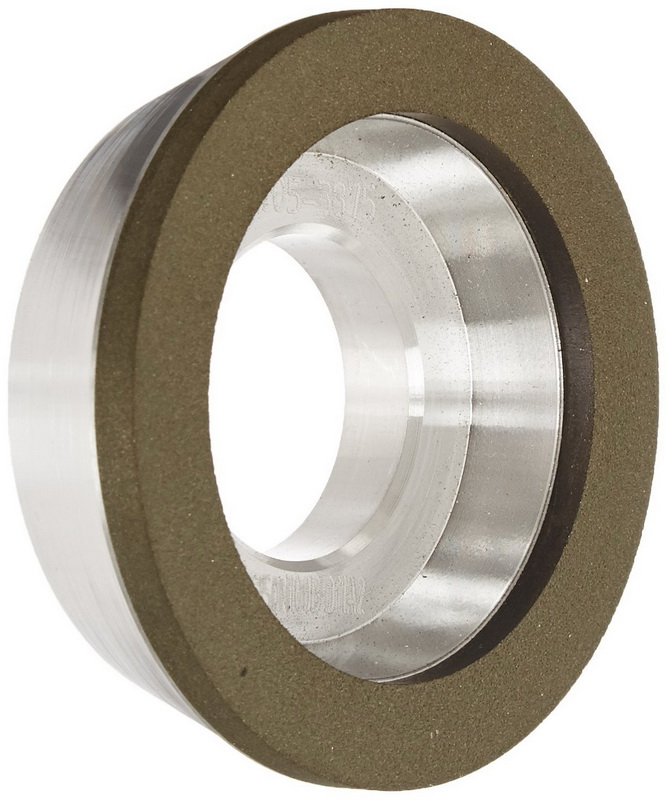 ABS Import Tools ABS Import Tools 4 X 1-1/4 X 1-1/4 Inch D11A2 Flaring Cup Diamond Wheel