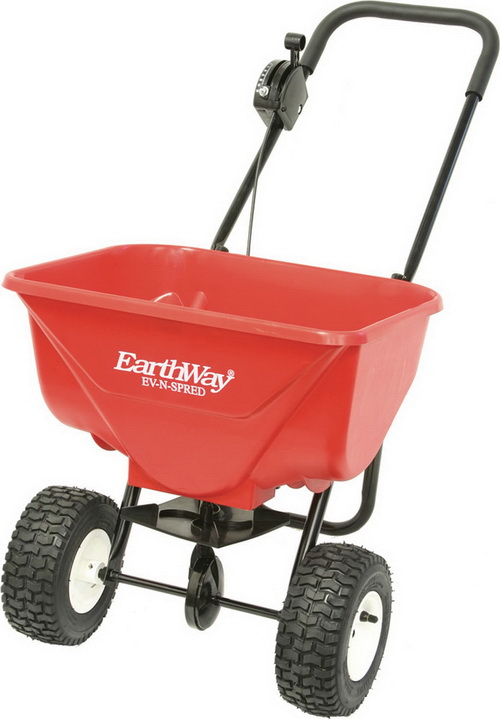 Earthway fertilizer spreader red - 2030pplus at Sears.com