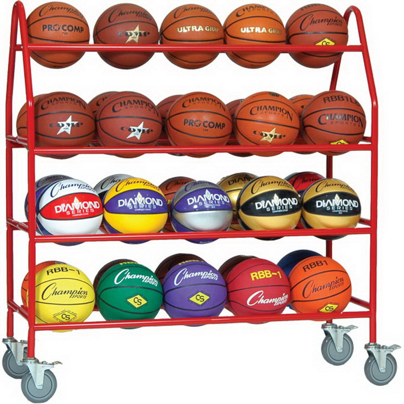 Champion Sports (Price/ea)Champion Sports BRCPRO Pro Ball Cart