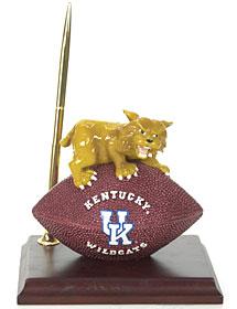 SC Sports Kentucky wildcats desk clock pen set