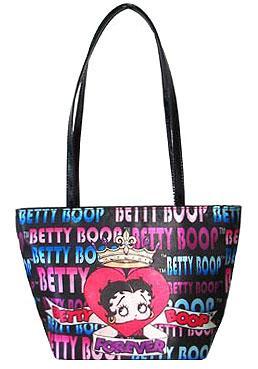 Lexington 177BP42 Betty Boop- Stacey Queen Tote