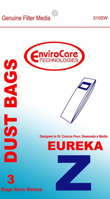 Electrolux 310sw paper bag, style z uprtultra env 3pk at Sears.com