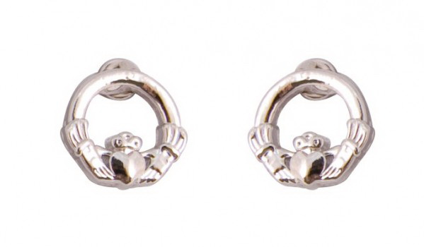 Guinness Official Merchandise TY79236 Mini Claddagh Earring