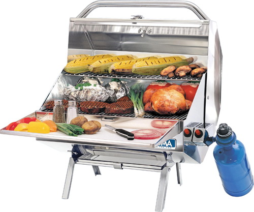 Magma (Price/Each)Magma CATALINA GOURMET GAS GRILL A10-1218LS (Image for Reference)
