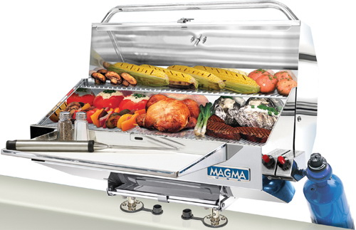 Magma (Price/Each)Magma MONTEREY GOURMET GAS GRILL A10-1225L (Image for Reference)