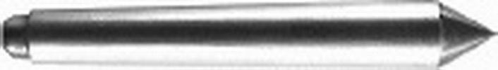 Michigan Drill LA300-1 Carb.Tip Morse Taper Lathe Cntr
