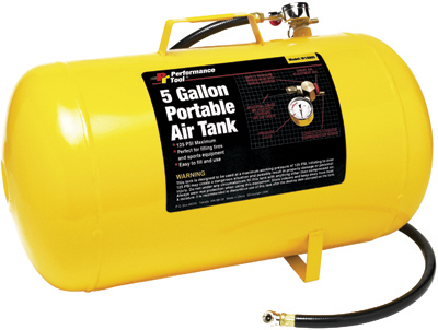 WILMAR (Price/EACH)Wilmar 10005 5G Portable Air Tank