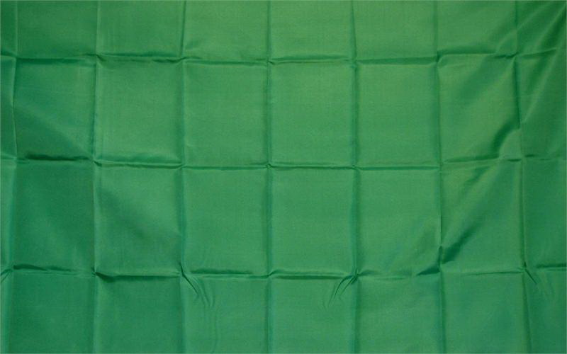 NeoPlex F-1190 solid green poly 3x 5 flag