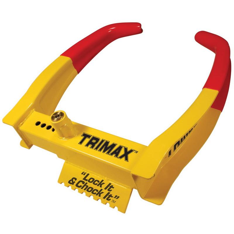Trimax TCL75 Universal Wheel Chock Lock at Sears.com