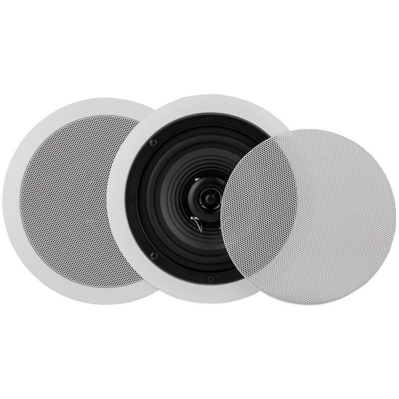 "Dayton Audio CS620C 6-1/2"" 2-Way Ceiling Speaker Pair at Sears.com"