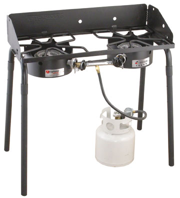 Camp Chef EX-60LW Low Pressure Cooker Double Burner at Sears.com