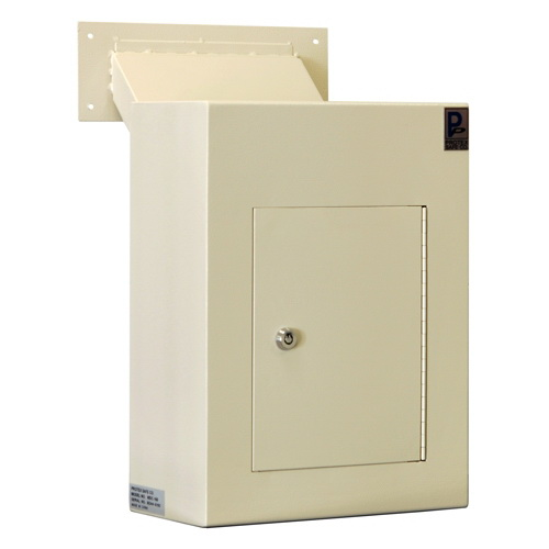 Protex Protex WDC-160 Protex Wall Drop Box w/ Adjustable Chute