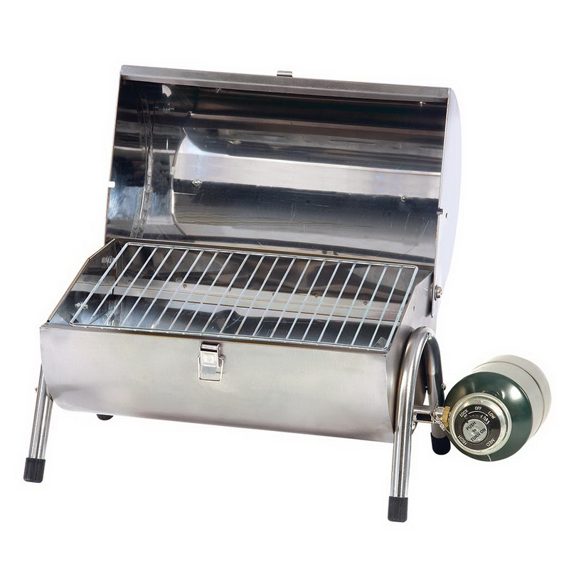 Stansport Stansport 035 Stainless Steel Propane BBQ Grill