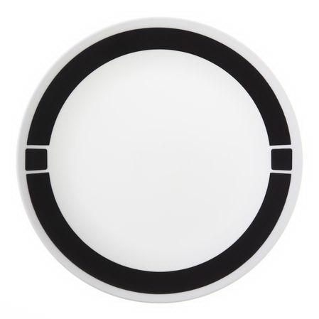 Corelle 1061220 Livingware Urban Black 8 1/2