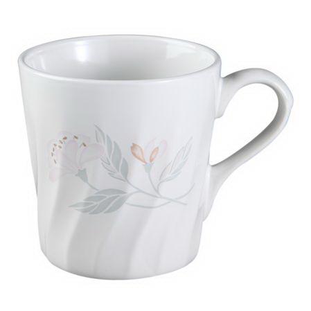 Corelle 1064916 Impressions Pink Trio 9-oz Stoneware Mug