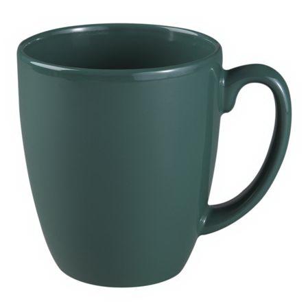 Corelle 6022248 Livingware Dark Green 11-oz Stoneware Mug