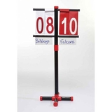 SSG / BSN Manual Scorekeeper with Adjustable Stand, Price/EA