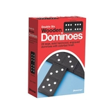 PRESSMAN TOY Double Six Dominoes, Price/EA
