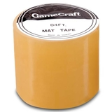 "Gamecraft 4"" x 84"" Mat Tape, Price/ROL"