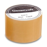 "Gamecraft 3""x 84' Mat Tape, Price/ROL"
