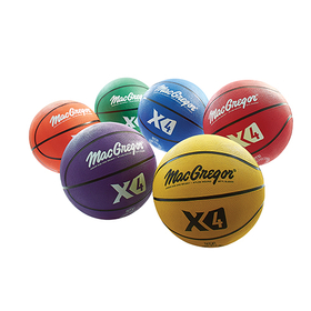 MacGregor Multicolor Basketball Prism Pack Junior, Price/PAC