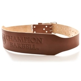 Champion Regulation Wt. Belt-4in Tapered, Price/EA