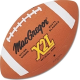 MacGregor X2L Official Football-Rubber