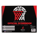 SCORE RIGHT GameCraft Basketball Scorebook, Price/EA