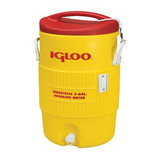 Igloo 10 Gallon Yellow Cooler, Price/EA