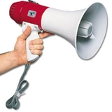 BSN Sports 1000' Megaphone 51W - Built-in Trigger Mic, Price/EA