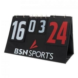 BSN Manual Tabletop Double Sided Scoreboard, Price/EA