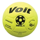 Voit Indoor Felt Soccer Ball - Size 4, Price/EA