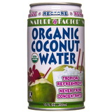 Nature Factor Coconut Water, Young, Organic - 10 ozs.