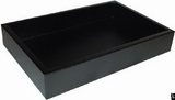 "Chassis Box - Hammond, Black Steel, 17"" x 10"" x 3"""