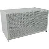 "Chassis Cage - Hammond, Steel, 10"" x 6"" x 5.2"" Tall"