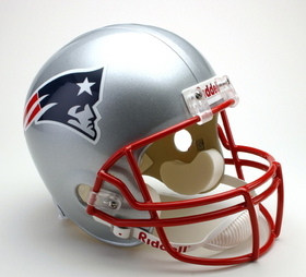 New England Patriots Riddell Deluxe Replica Helmet
