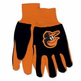 Baltimore Orioles Two Tone Gloves