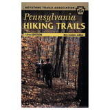 PA HIKING TRAILS, 13TH ED. by liberty mountain