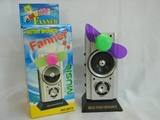 Feng Shui Import Music Fan - 442