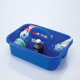 Health Care Logistics - Tote Carry Caddy Blue