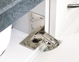 Rev-A-Shelf  Sink Hinges 45 To 90 Deg Open, Price/ST