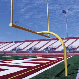Jaypro Max-1 Hs Fb Goal Post 20' Upright W/ Lp, Price/pair