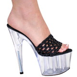 "Karo's Shoes 10017-7"", approximately 7"" Heel"