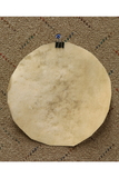 "Mid-East Goatskin, 8"", Thick"