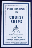 Morris Costumes RB-59 Performing On A Cruise Ship