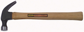STANLEY 51-616 Wood-Handled Nail Hammer (16 oz)