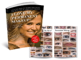 """I Love My Permanent Makeup"" - Cosmetic Tattoo Book"