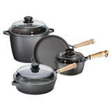 Berndes Tradition 7-Piece Cast Aluminum Non-stick Cookware Set
