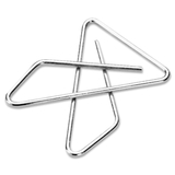Acco Ideal Butterfly Clamp, Large - 12 / Box - Silver, Price/BX