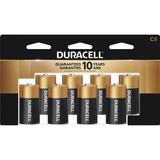 Duracell DURMN14RT8Z Duracell C Size Alkaline battery, C - Alkaline - 1.5 V DC, Price/PK